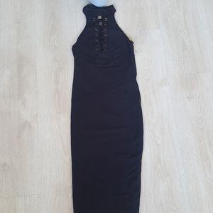 Hearts & hips  black dress